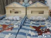 غرفة نوم اطفال سيارات