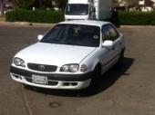 للبيع سيارة كرولا 2000 في جدة تجديد وفحص