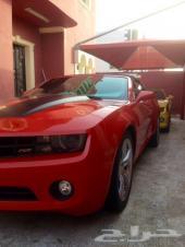 كمارو برتقالي RS كشف 6 سلندر 2011 للبيع