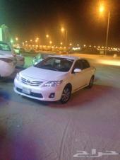 سيارة كورولا  2013 في الرياض للبيع