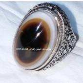 خواتم عقيق وسليماني يمني