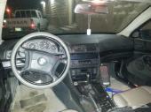 سياره BMW528 1998 الفئه الخامسه للبيع