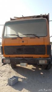 شاحنة مرسيدس كومباكتور (كباسة) لجمع القمامة للبيع