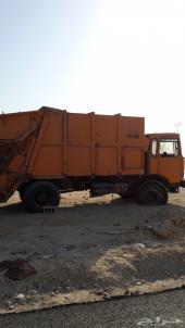 شاحنة مان كومباكتور (كباسة) لجمع القمامة للبيع