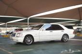 (Mercedes) مرسيدس شبح ( L ) موديل 1998 320S