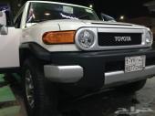 FJ Toyota 2012 رقم 1 للبيع