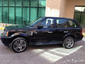 رنج روفر سبورت سوبر شارج 2009 تحت الضمان للبيع Range Rover Sport SH 2009 Under warranty for sale