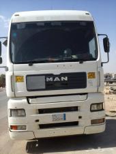 شاحنة مان موديل 2004 تصدير المانيا للبيع