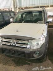 mitsubishi pajero 2014 full option