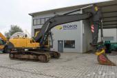 حفار جنزير من المانيا للبيع BNLC Volvo EC 240