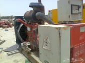 للبيع مولد كهرباء ديزيل 540KVA بدون سايلنت