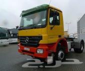 للبيع  شاحنه مرسيدس اكتروس 2041 موديل 2005