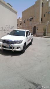 هايلوكس سعودي غمارتين 2012