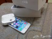 ايفون iPhone5s نظيف جدا شبه جديد تم وضع الحد يقبل البدل