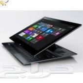 VAIO Duo 13 (أسود)Sony Notebook - جديد