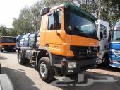 للبيع شاحنه مرسيدس اكتروس 2044 موديل 2005
