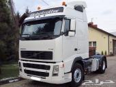 شاحنة فولفو موديل 2005 مقاس 460