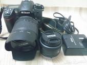 للبيع كاميرا نيكون دي 7000