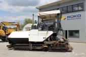 فنشر اسفلت بحالة جيدة للبيع من المانيا  ABG TITAN 325 EPM