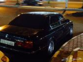 بي ام دبليو 740il موديل 1994 نظيف للبيع
