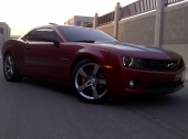 للبيع كومارو 2011 RS