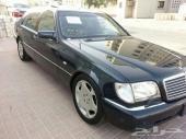 MERCEDES S 500 1998