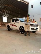 هايلكس 2012 GLX سعودي