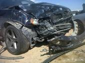 للبيع جيب بي ام دبليو BMW X5 الفئه الخامسه مصدوم
