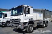 للبيع سكس راس تريلا  6x6 موديل 2012 -3346 مع كلتش بطاقه جده السعر الاخير 450.000