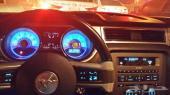 موستنغ 2010 للبدل بسيارة صغيرة