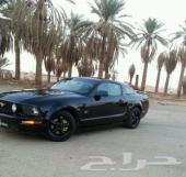 موستنق 2007 GT أسود