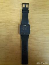 للبيع ساعة Sony SmartWatch 2 شبه جديدة