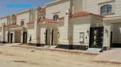 للبيع فيلا دور و شقتين 375م غرب الرياض