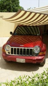 jeep جيب ليبرتي - ليمتد - فل كامل 2006