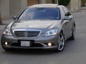 مرسيدس بانوراما 2009 بكت AMG حجم 500 بحالة الوكالة ...