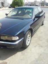 728 BMW موديل 2000 نظيفة مفحوصة