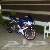 للبيع دراجة 750-2008