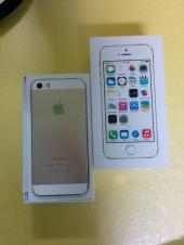 iPhone 5s gold ايفون 5s ذهبي قمه النظافه - ضمان stc-جرير