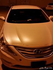 سيارة سوناتا 2011 ابيض لؤلؤي .. بسعر 37 كاش