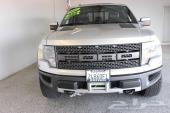 Ford F150 SVT Raptor-2012