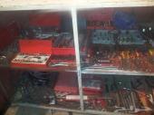 معدات ورشة سيارات للبيع