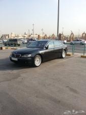 بي ام 730 لارج فل كامل نظيف سعودي