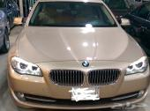 BMW 520 موديل 2012