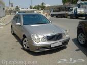 للبيع مرسيدس E240  موديل 2005