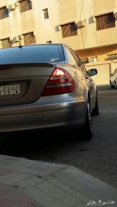 مرسيدس E350 2006