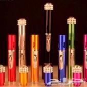 المبخرة القلم الجديدة كليا مرصعة بالكرستال ب75 ريال فقط بالشرقية