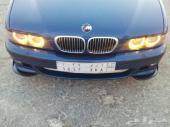 BMW 520 موديل 2003 معدل M5