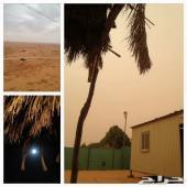 مخيم استراحة السحاب للايجار