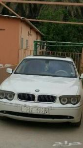 BMW Li محافظة الأحساء 2005
