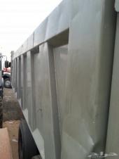 صندوق قلاب مقاس 24 صناعة المورقي للايجار في المدينة